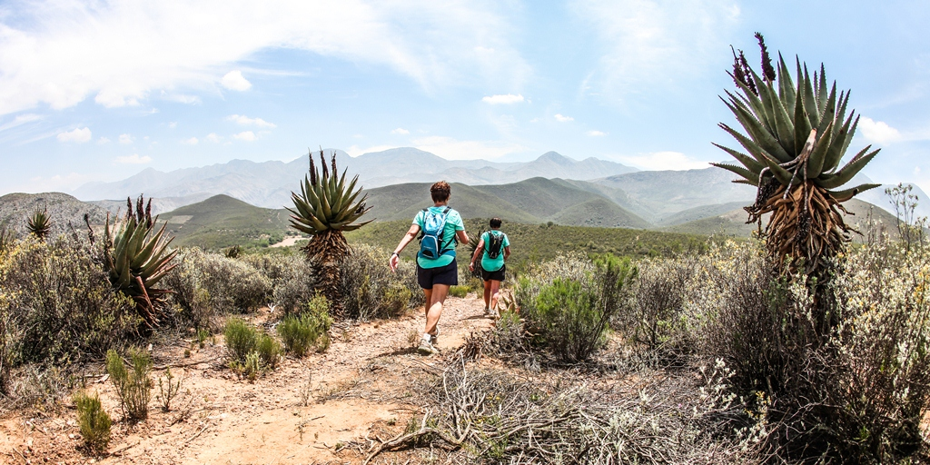 The Dryland Traverse offers stunning vistas from the crest of every hill or mountain. Photo by Oakpics.com.